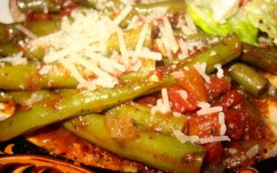 Green Beans Italiano