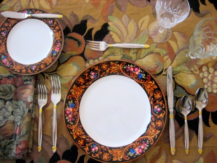 Place Setting — Lesson Three